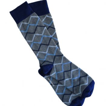 men_dress-Over-the_calf_grey_waves_socks-1