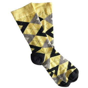 men_dress_socks_argyle_socks_yellow_grey_black-1