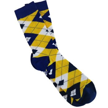 argyle-socks-men-socks-yellow-navy-blue-socks-1