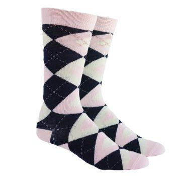 argyle_socks-wedding_socks_pastel_pink_navy_blue_white-men_socks_3