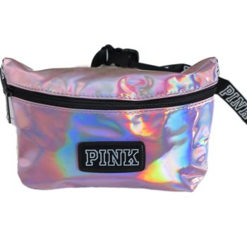 Victoria_secret_pink_fanny_pack_metallic_pink_1